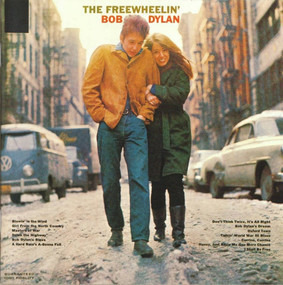 Bob Dylan - The Freewheelin' Bob Dylan