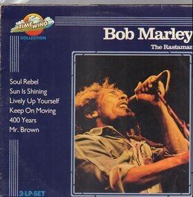 Bob Marley - The Rastaman