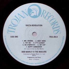 Bob Marley - Rasta Revolution