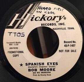 Bob Moore - Spanish Eyes