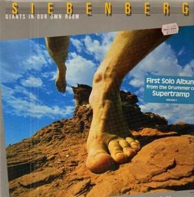 Bob Siebenberg - Giants In Our Own Room