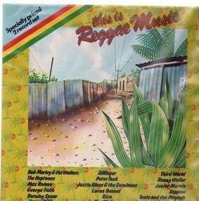 Bob Marley - This Is Reggae Music