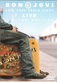 Bon Jovi - This Left Feels Right (Live)
