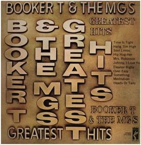 Booker T And The MG's - Greatest Hits