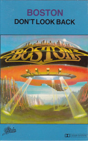 The Boston - Don't Look Back