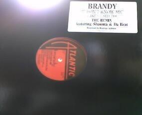Brandy - U Don't Know Me (Like U Used To)