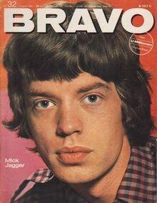 Bravo - 32/1966 - Mick Jagger