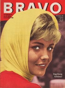Bravo - 42/1963 - Ingeborg Schöner