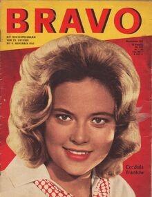 Bravo - 44/1961 - Cordula Trantow