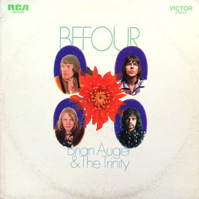 Brian Auger - Befour