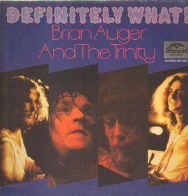Brian Auger - Definitely What!