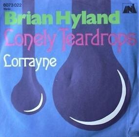 Brian Hyland - Lonely Teardrops