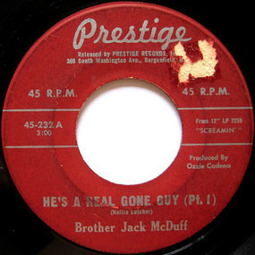 Jack McDuff - He's A Real Gone Guy