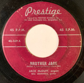 Jack McDuff - Brother Jack