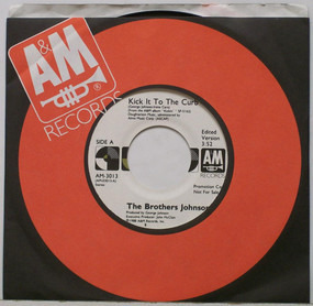 The Brothers Johnson - Kick It To The Curb