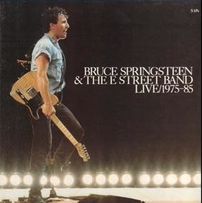 Bruce Springsteen & the E Street Band - Live / 1975-85