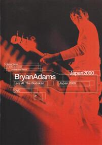 Bryan Adams - Live At The Budokan Japan 2000