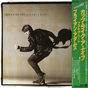 Bryan Adams - Cuts Like A Knife