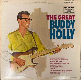 Buddy Holly - The Great Buddy Holly