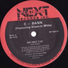 C-Bank - Get Wet