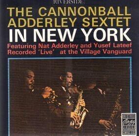 Cannonball Adderley - In New York