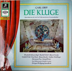 Carl Orff - Die Kluge