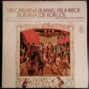 Carl Orff - Carmina Burana, Cantiones Profanae