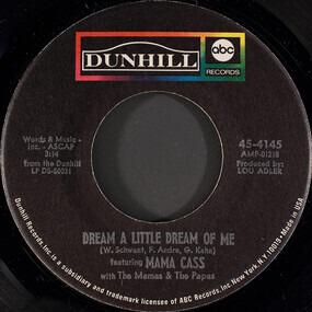 Mama Cass - Dream a Little Dream of Me