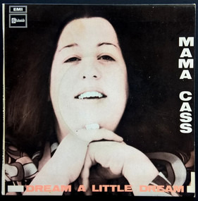 Mama Cass - Dream A Little Dream