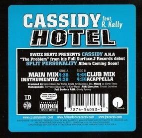 Cassidy - Hotel