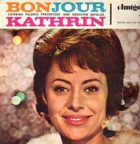 Caterina Valente - Bonjour Kathrin