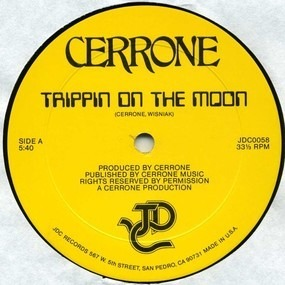 Cerrone - Trippin' On The Moon / Supernature