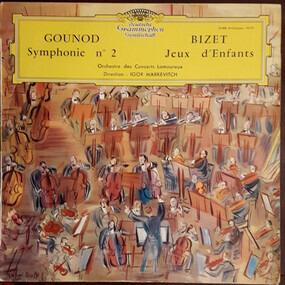 Charles Gounod - Symphonie 2 / Jeux D'Enfants