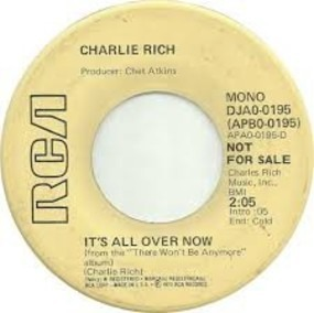 Charlie Rich - It's All Over Now