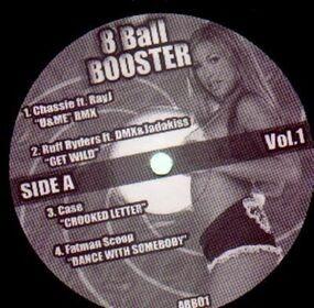 Ruff Ryders - 8 Ball Booster Vol. 1