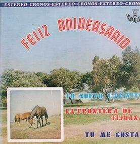 Chayito Valdéz - Feliz Aniversario