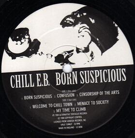 Chill E. B. - Born Suspicious