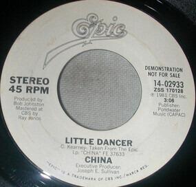 China - Little Dancer