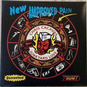 Chris Cacavas And Junkyard Love - New Improved Pain