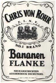 Chris Von Rohr - Bananen Flanke