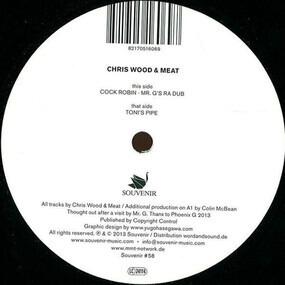 Chris Wood - Cock Robin (Mr. G's RA Dub) / Toni's Pipe