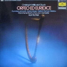 Christoph Willibald Gluck - Orfeo ed Euridice