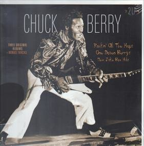 Chuck Berry - 3 Original Albums Plus Bonus Tracks