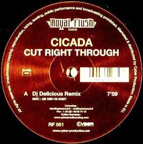 Cicada - CUT RIGHT THROUGH