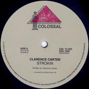 Clarence Carter - Strokin' / Dr. CC