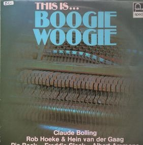 Claude Bolling - This is Boogie-Woogie