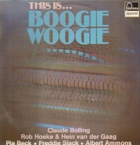 Claude Bolling - This Is ... Boogie Woogie