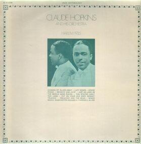 Claude Hopkins - Harlem 1935