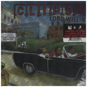 The Clipse - 7-Lord Willin' -7'box Set