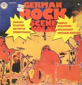 Cluster - German Rock Scene Vol. III